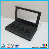 usb flash drive packaging box with sponge holder