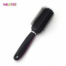 goody paddle plastic massage cushion hair brushes for salon