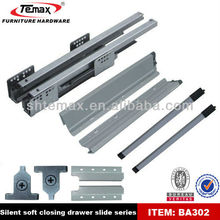 BA302 300Mm Soft Closing Tool Box Drawer Slides