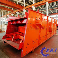 high efficiency sand vibrating screen separator with high quality