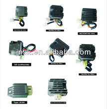 HOT SALES chinese product Motorcycle Voltage Regulator Rectifier Parts for 120cc,150cc,200cc,250cc.