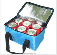 Oxford cloth insulation ice pack lunch bag lunch box bag large capacity ice pack Cooler Bags
