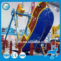 China amusement park toys supplier! Children outdoor play equipment amusement kids pirate ship for sale