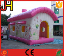 Happy Sheep House Inflatable Bouncer Jumping Castle for Family Event
