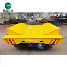 Frequency use plate railway truck for transporting