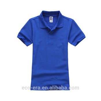 Top Quality Children Polo Shirt 100% Cotton Boy's Clothes