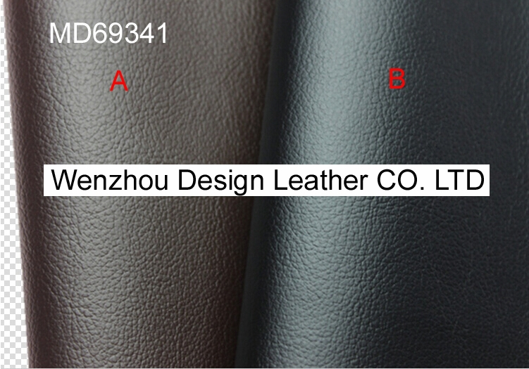 2017 Aritificial & synthetic PVC leather for various sofa /car seat/motorcycle/upholstery MD69341