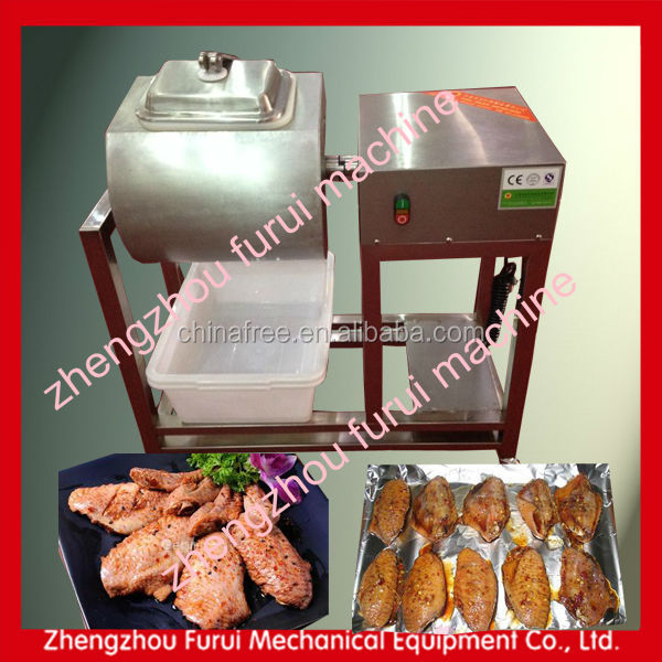 Commercial chicken marinating machine/meat tumbling machine