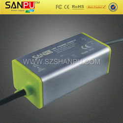 70w led driver 1750ma led driver with pfc
