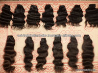 Direct factory sale 7a 100% Virgin Indian Human Hair Extensions