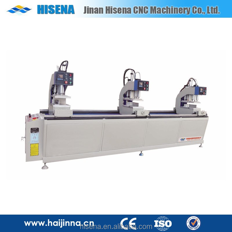vinyl windows making machine