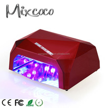 Wholesale Professional CCFL LED UV Gel Nail Polish Dryer 36w CCFL Nail LED UV Lamp
