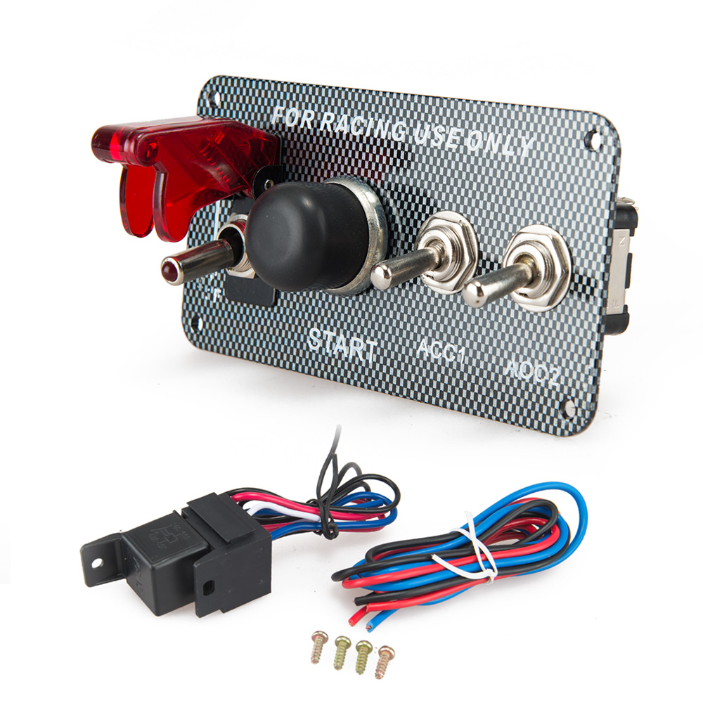 Wholesale Universal Push Switch Online Buy Best Panel Engine Start Button How To Wire A Autofab 12v Ignition Strongswitch Strong