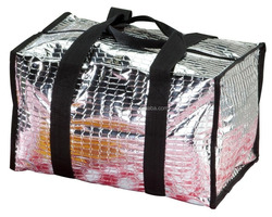 Good Quality Cheap Price Aluminum Foil Large Thermal Tote Bag for Food