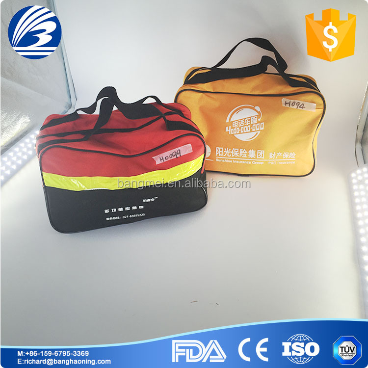 Sport first aid kit for auto car vehical from manufacturer with good price