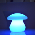 Funny Mushroom Lamp Colorful Light Night Light