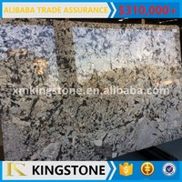 luxury white granite crema delicatus slab for countertop