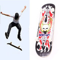 31x8 inch pass EN71 skateboard 100% China Maple old school skateboard