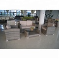China Company Wholesale Cheap Priority Outdoor Sofa With Table