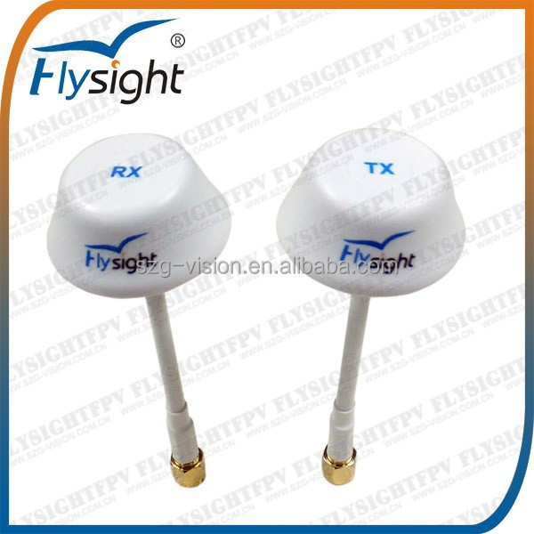 C851 FlySight CPA5G 5.8GHz Cloverleaf Antenna (SMA) for Immersion RC/Fatshark and (RP-SMA) for BOSCAM