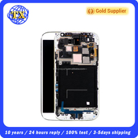 Accept paypal, Original quality for samsung galaxy s4 lcd i9500 digitizer assembly
