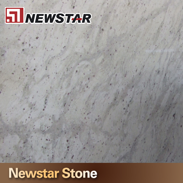 Polishing Surface Stone White Granite Kitchen Table Top Material