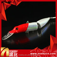 Hot Sales 9091 Fishing Lures For Freshwater Jointed Lures