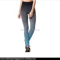 Diy fit spandex ladies fitness gym leggings