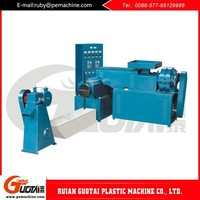 China supplier high quality dirty plastic recycling machine