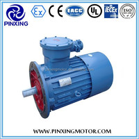 new product YBS low voltage explosion proof electric motor for conveyor