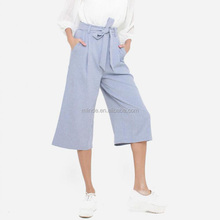 Wholesale Sex Trousers Women Online OEM Apparel Cutting Of ladies Trousers Plus Size Alibaba Trousers