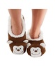 Womens slipper Animal Heads winter indoor shoes soft
