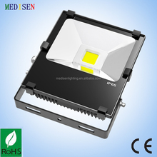 50w 100w 150w 200w outdoor led basketball court flood lights aluminum material