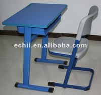 New style school furniture /high quality desk and chair / classroom desk and chair