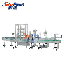 suitable price lotion filling line for sour cream