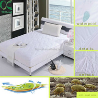 wholesale anti-microbial quilted mattress fabric made in china