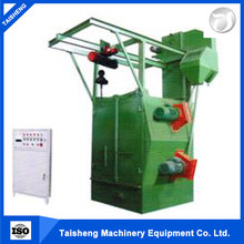 Best price of top quality latest design tumble belt shot blasting machine