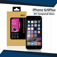 Best selling hot Chinese products clear gold tempered glass screen protector for iphone 5