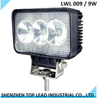 10-30v 9 Walt IP 67 Off road, ATV, SUV,4x4 LED Work Light, Working Light Spot or Flood Beam for Choice