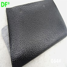 064# High qulity Auto dashboard leather/Vinyl PVC leather Material