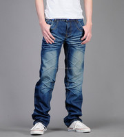 New style boys new design jeans pant/new style fashion slim fit distressed/denim pant/biker jeans for men with stripes