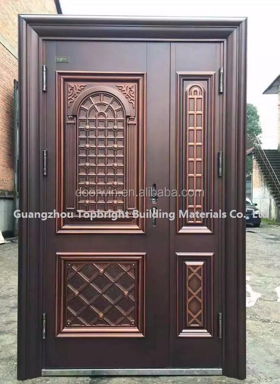 Double Door High Security Door Price Steel Entry Door Buy Double Door Steel Entry Door