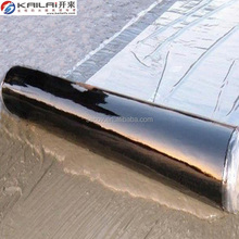 High polymer Self-adhesive modified bituminous waterproof membrane from professional supplier