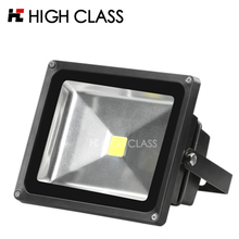 High lumen outdoor waterproof rgb dc 12v low price hot sale 30 watt led flood light