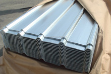 Prepainted Galvanized Corrugated Steel Roofing Sheet Price