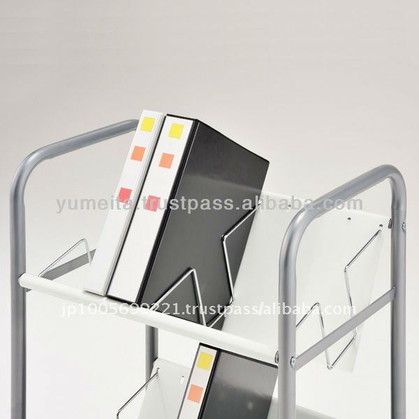 Japanese High-Quality Office Supplies 2 or 3-Shelf Movable File Cabinet Shelves for Distributors
