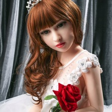 Factory directly 115CM young girl sex doll with metal skeleton