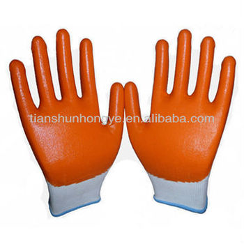 Hotsell Nitrile coated Glove Nitrile Ansell Gloves