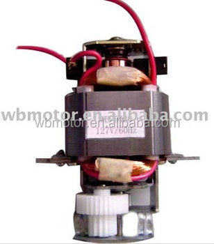 WB5425M23 Single-Phrase Moto ac blender mixer motor