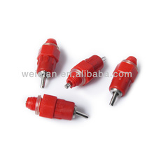 best selling good quality durable ball valve nipple drinker for chickens automatic
